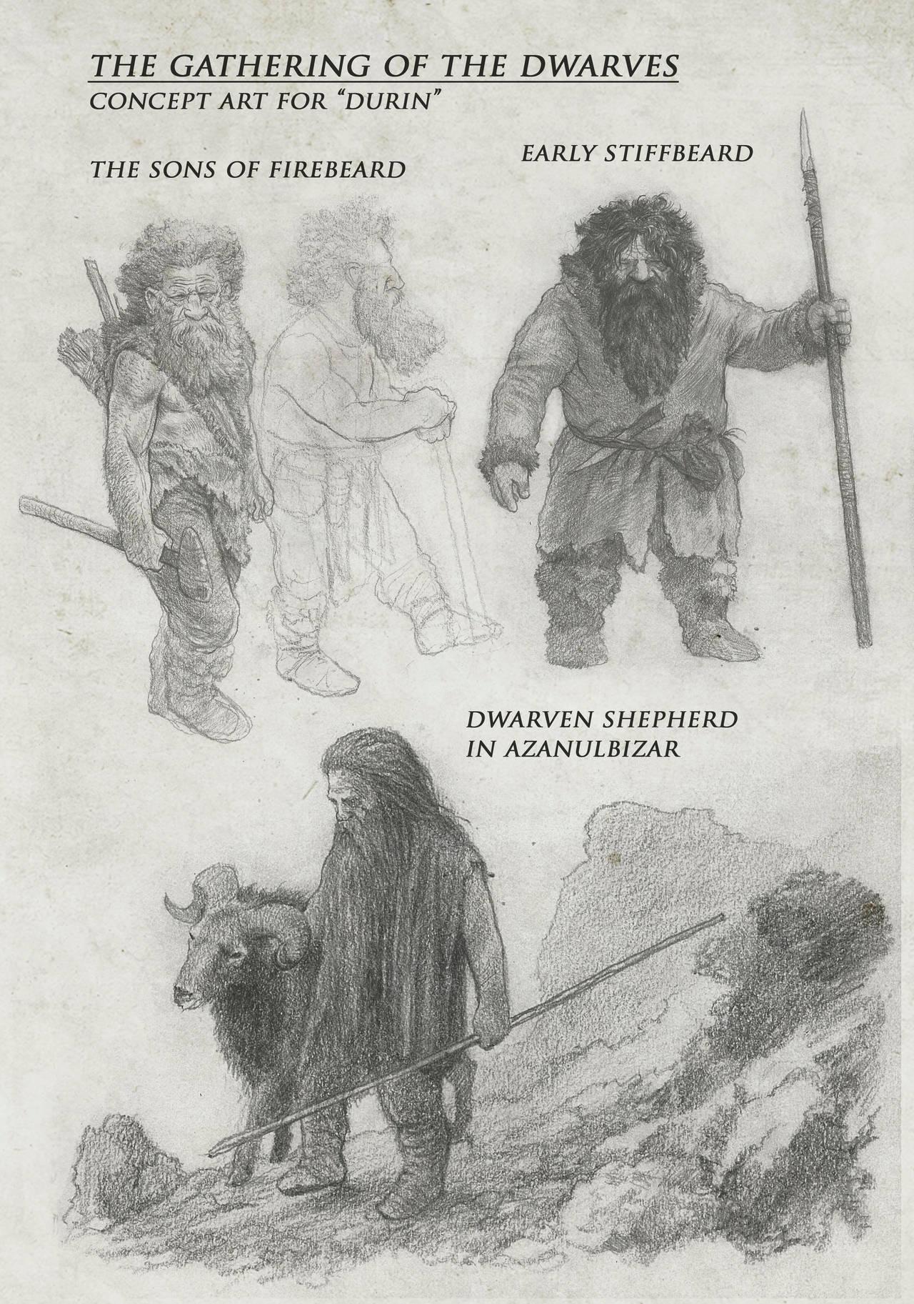 Primitive Dwarves Compilation by TurnerMohan