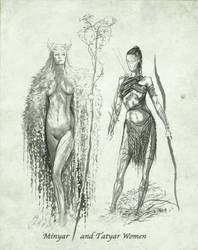 Cuvienen Elves by TurnerMohan