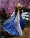 Straw Hat by tonysmama