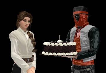 Happy Birthday WhiteCattheheroqueen!!! by TexPool
