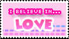 I Believe in Love by AryPR