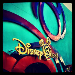 Disney quest by nabilel17