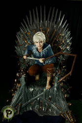 RotG: The Iron Throne by ellehcore