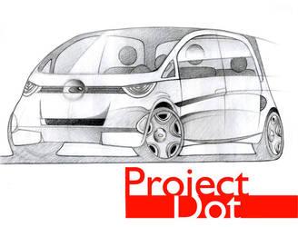 City car - 'Dot' by SV100
