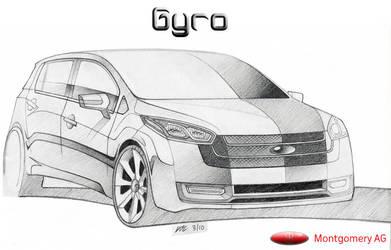 'Gyro' supermini by SV100