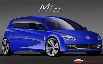 Mio hatchback by SV100