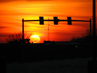 February 6, 2009 V by thriftyredhead