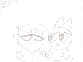 Dexter and Blossom by JVART1