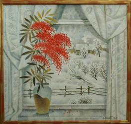 Winter by Blooomberg