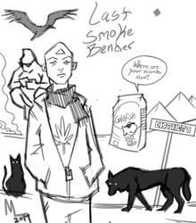 Last Smokebender by mad-arts