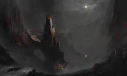 Castle by Haspar