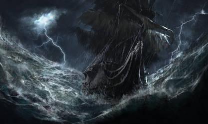 Storm by Haspar