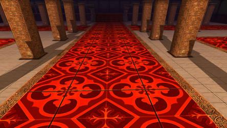 Level Design 3D - Hall ver1.0 by HeadmasterGD
