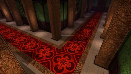 Level Design 3D - Corridor ver1.0 by HeadmasterGD