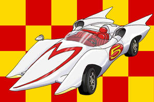 The Fabulous Mach 5 by HoratioGiovanni