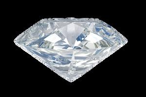 Diamond Transparent PNG by AbsurdWordPreferred