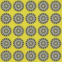 Retro Flower Pattern Texture by AbsurdWordPreferred