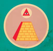 Illuminati Seal by AbsurdWordPreferred