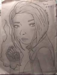 Savannah Grace by KGWebb