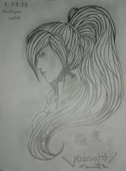 my character midnight by KGWebb