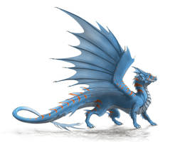 Untitled Dragon by patbunNF
