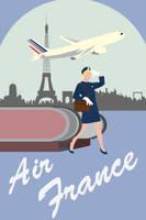 Air France by grumbles87