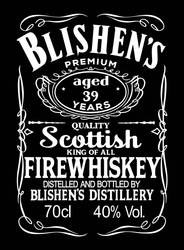 Blishen's Firewhiskey by grumbles87