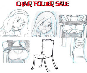 Chair Folder Sale by Raya100