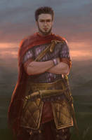 Dacian warrior by 0NlX