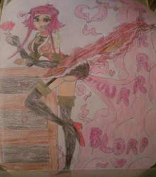 Akiza's Rose-Scented Fart by BenorianHardback26