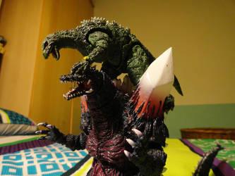 Monsterarts Godzilla Junior (3/5) by GIGAN05