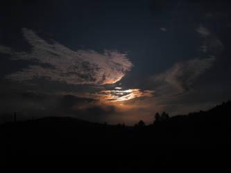 Sun set by BlueFox-cz