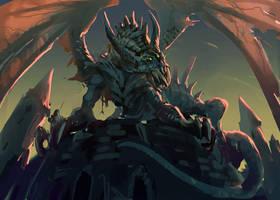 dragon demon 30min + 10min :D by rawwad