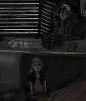 Gravity Falls noir by Sandpaw-chan
