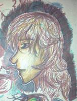 Sketchgirl by Sandpaw-chan