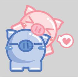 Porkies by BBShadowCat