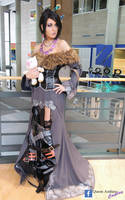 Final Fantasy X by Queen-Azshara