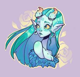 Crystalbeasties character by Animcatic