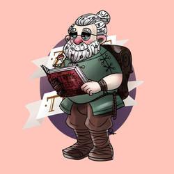 Merle Highchurch by Animcatic