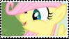 Child Fluttershy - stamp by V1KA