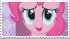 Pinkie pie - stamp by V1KA