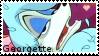 Georgette - stamp by V1KA