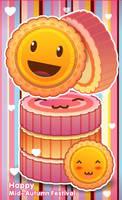 Kawaii Mooncake by jongart