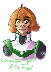 Pidge [Voltron Legendary Defender] by Andrstante