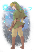 Wizard Link by RoroZoro