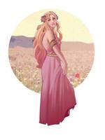 AG: Persephone  by RoroZoro
