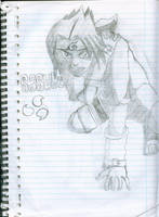 sasuke by basblokzijl