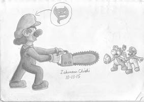 13 - Chainsaw by Ishimaru-Chiaki