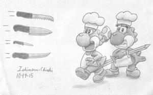 19 - Knife by Ishimaru-Chiaki