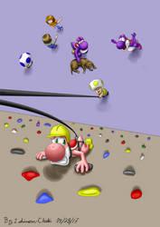 A lil' bit of climbing ! by Ishimaru-Chiaki